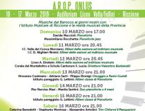 Rassegna 2019